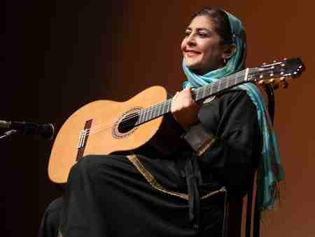 بیوگرافی لیلی افشار گیتاریست ایرانی (3)