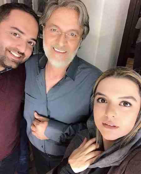 بیوگرافی بابک بهشاد بازیگر و همسرش (5)