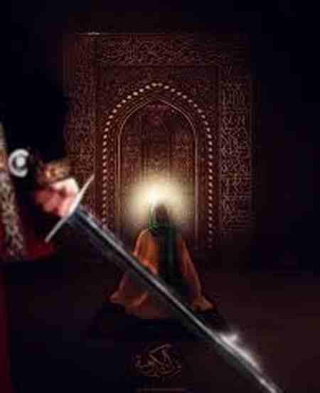 تصاویر ضربت خوردن حضرت علی (ع) (3)