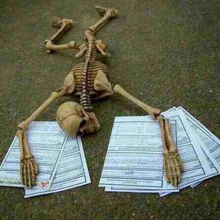 عکس نوشته تموم شدن امتحانات (6)