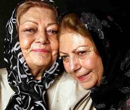 بیوگرافی حمیده خیرآبادی بازیگر و همسرش (2)