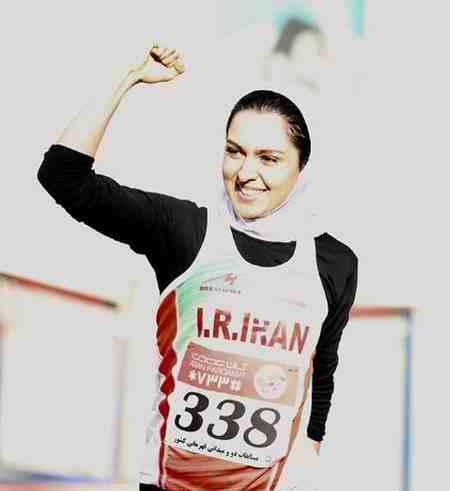 بیوگرافی فرزانه فصیحی پرسرعت ترین دختر ایران (1)