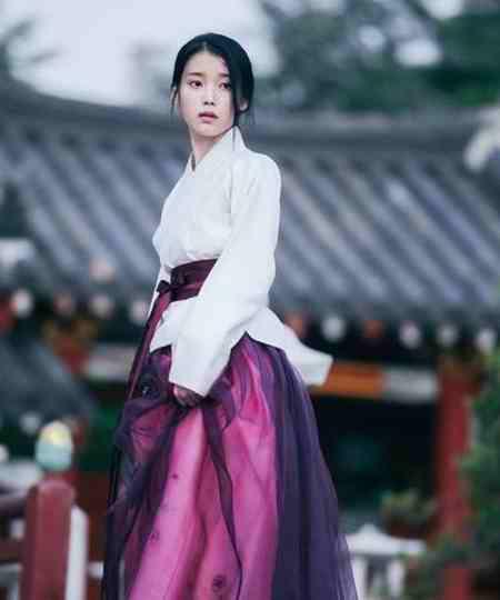 بیوگرافی بازیگر نقش هائه سو یگانه عشق در سریال عاشقان ماه (5)