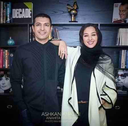 بیوگرافی کامل آناهیتا درگاهی بازیگر و همسرش اشکان خطیبی (4)
