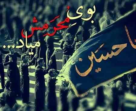 عکس نوشته محرم نزدیکه (10)