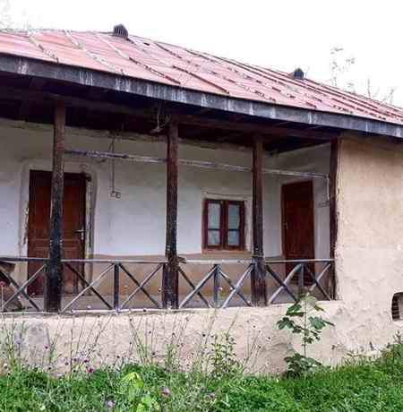 انشا درباره خانه های کاهگلی روستایی (1)