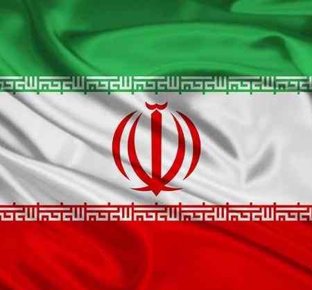 کلمه الله اکبر چند بار روی پرچم ایران نوشته شده است