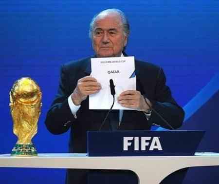 رئیس فیفا کیست