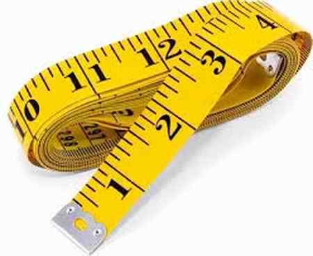 برای اندازه گیری به چه نکاتی باید توجه کرد