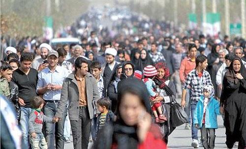 مردم کشور ایران