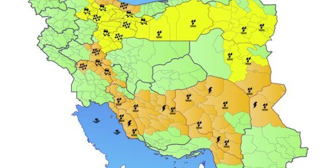 آب و هوای کشور ایران