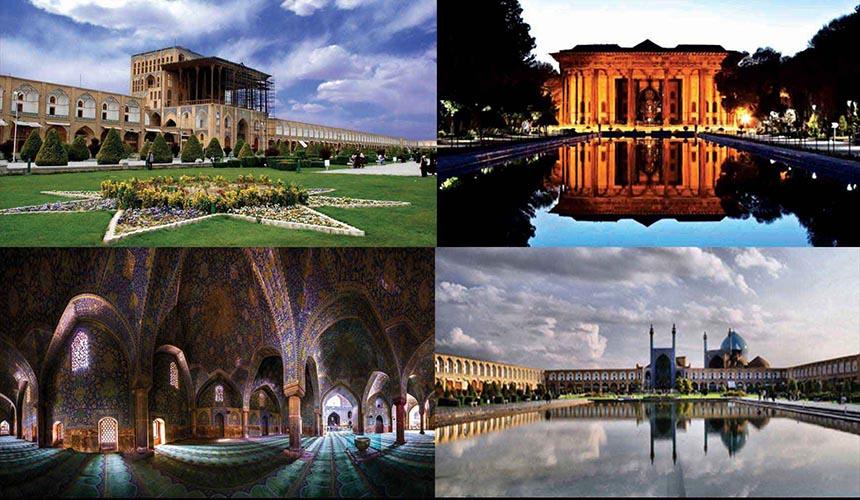 اماکن گردشگری ایران