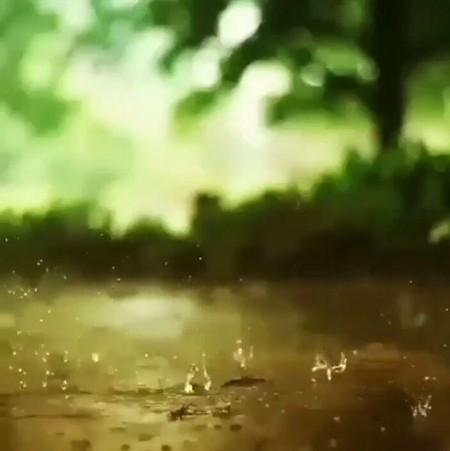 متن درباره باران