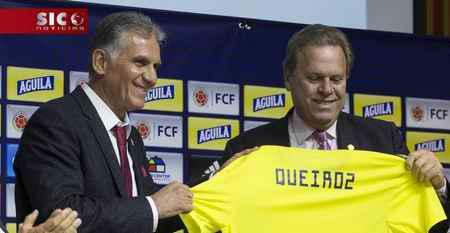 کارلوس کی روش سرمربی جدید تیم ملی کلمبیا