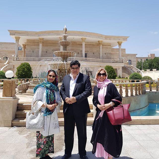 بیوگرافی مرجانه گلچین و همسرش + حواشی و اینستاگرام