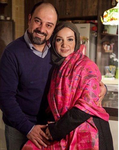 عکس های داغ و جنجالی از زوج های بازیگر ایرانی