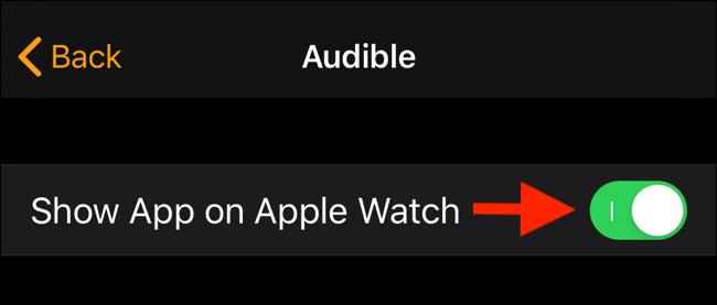 نصب اپ بر روی اپلواچ