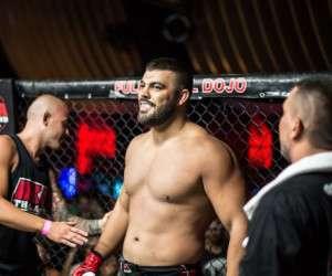 قطع همکاری امیر علی اکبری با UFC آمریکا
