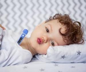 علامتی که میگوید تب کودکتان جدی است