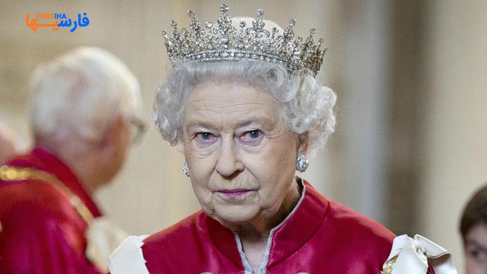 کناره گیری ملکه انگلیس از قدرت !