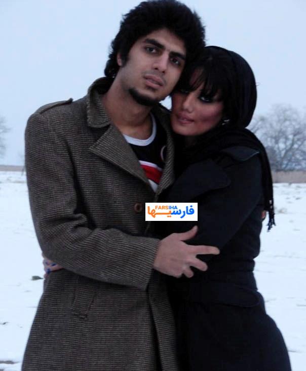 بیوگرافی رضا پیشرو وهمسرش