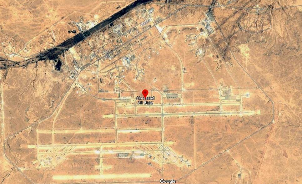 پایگاه هوایی عین الاسد
