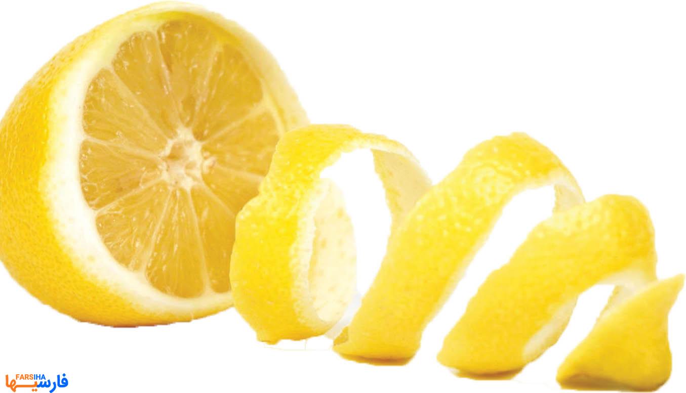 از پوست لیمو چه استفاده هایی می توان کرد؟