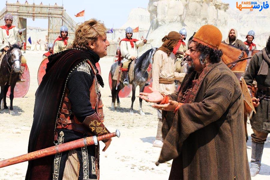 فرهاد اصلانی در سریال سلمان فارسی