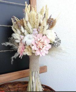دسته گل عروس خانوم
