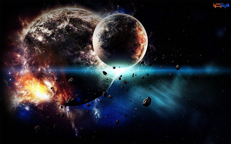 کشف بزرگترین انفجار در کهکشان
