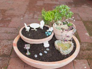 باغچه ای بی نظیر در خانه شما