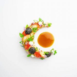 تزئین این غذاها شما را شگفت زده میکند