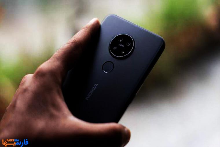 گوشی جدید نوکیا با دوربین ۴۸یا ۶۴ مگاپیکسلی وارد بازار می شود