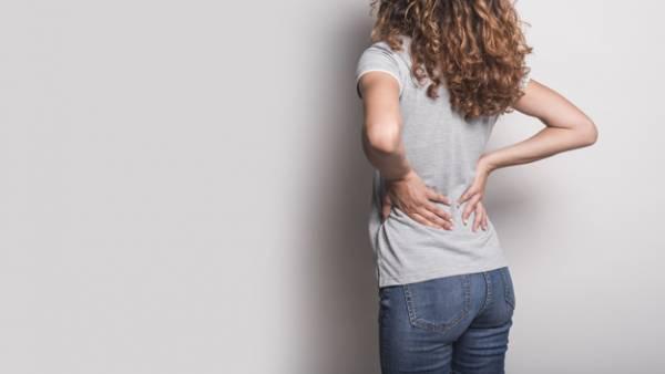 کاهش کمر درد