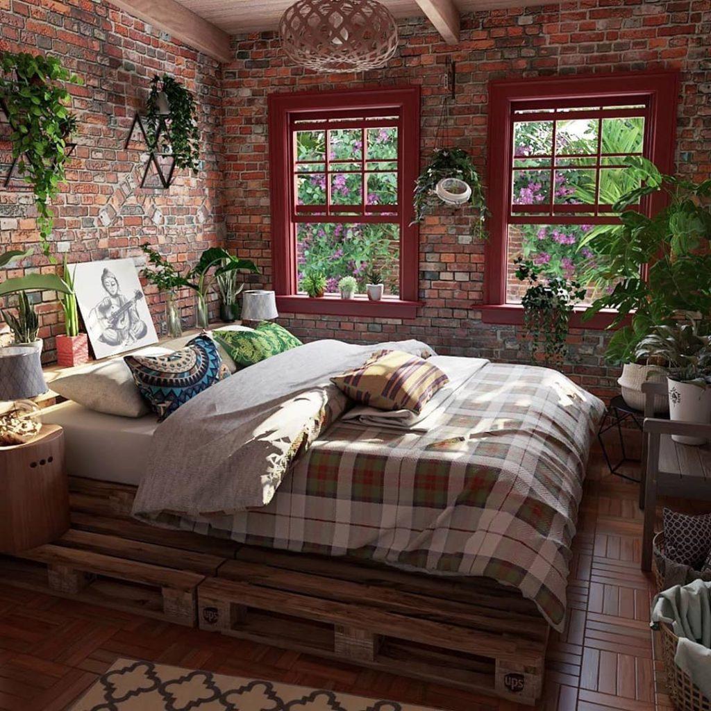 این خانه،همه جایش گلخانه است