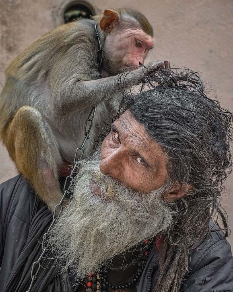 عکس های خاص از انسانهای معمولی