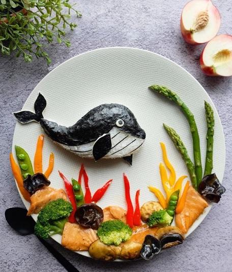 غذا را برای کودکان زیباتر کنیم(2)