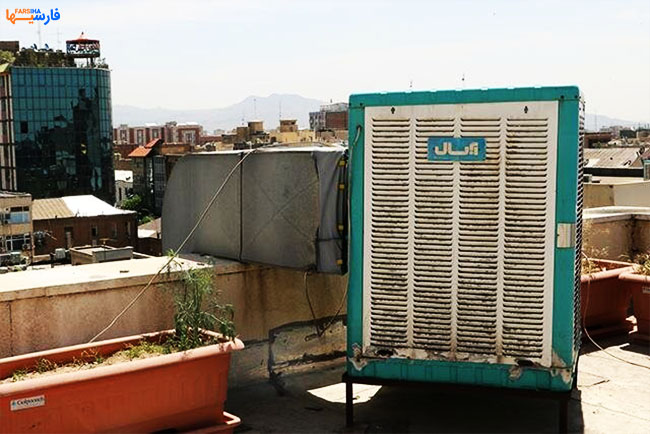 کارایی لوازم سرمایشی خود را در هوای گرم افزایش بدهید