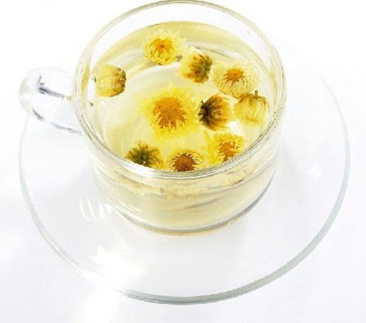 خواص چای گل داوودی