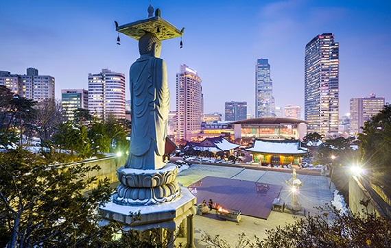 آشنایی با کشورهای جهان،کره جنوبی
