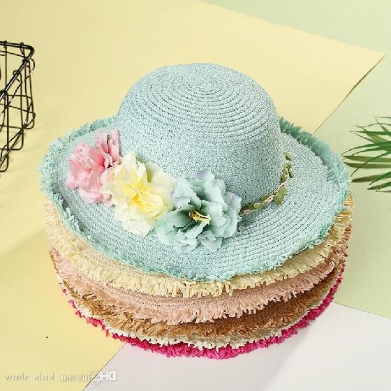 جدیدترین مدل های کلاه تابستانی