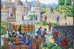 قرون وسطی چه دورانی بود؟