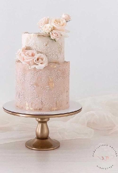 جدیدترین مدل های کیک طبقاتی