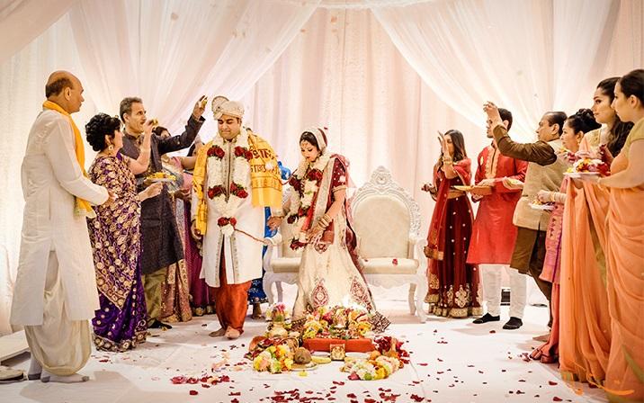 آداب و رسوم ازدواج در هند چیست؟