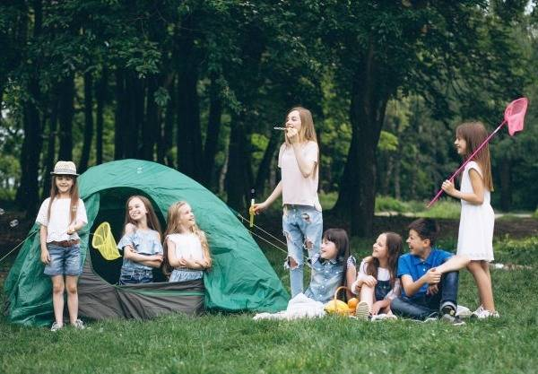 اوقات فراغت بچه ها در تابستان