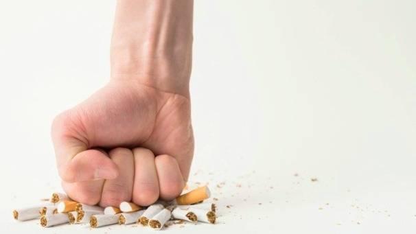 بعد ترک سیگار