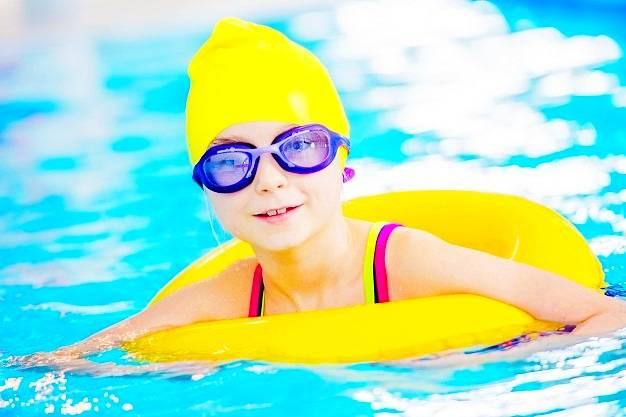 تاثیر شنا