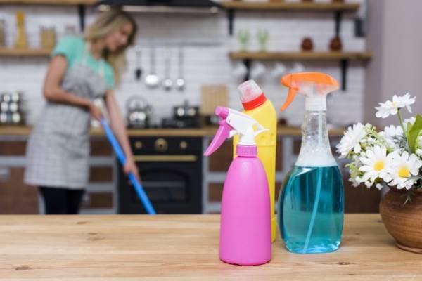 تمیز کردن ابزارآلات