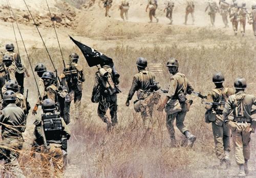 تصاویری از جنگ ایران و عراق