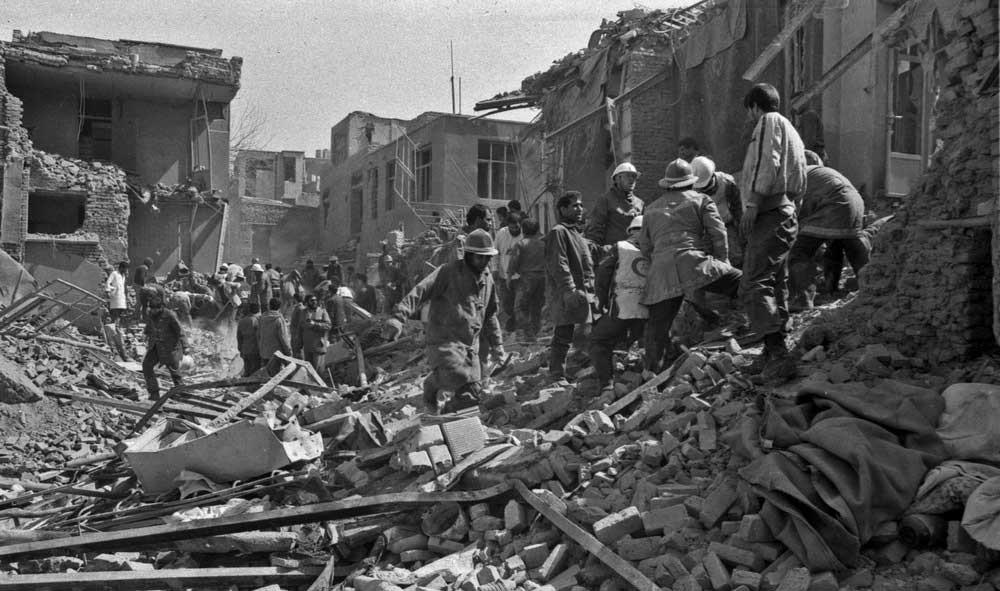 تصاویری از جنگ ایران و عرق